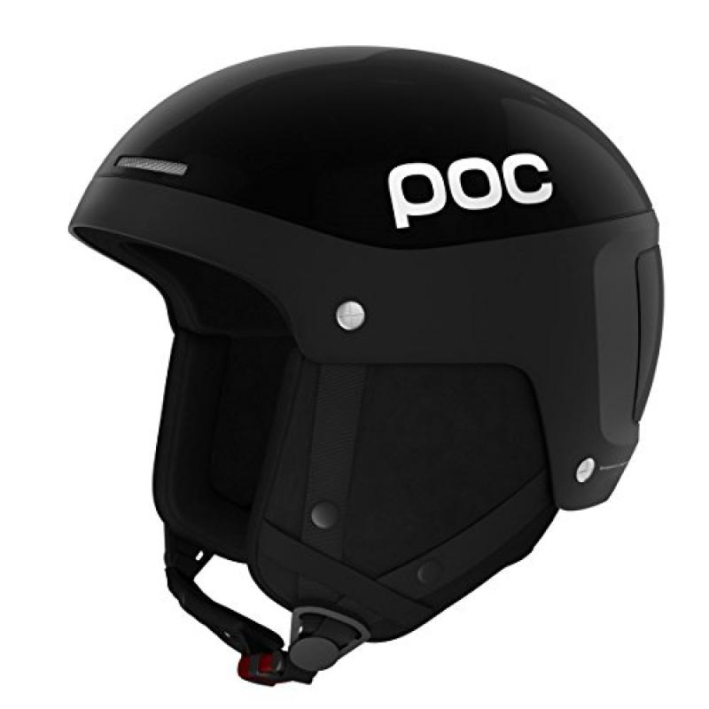 POC Skull Light II Ski Helmet, Uranium Black, Medium Large by