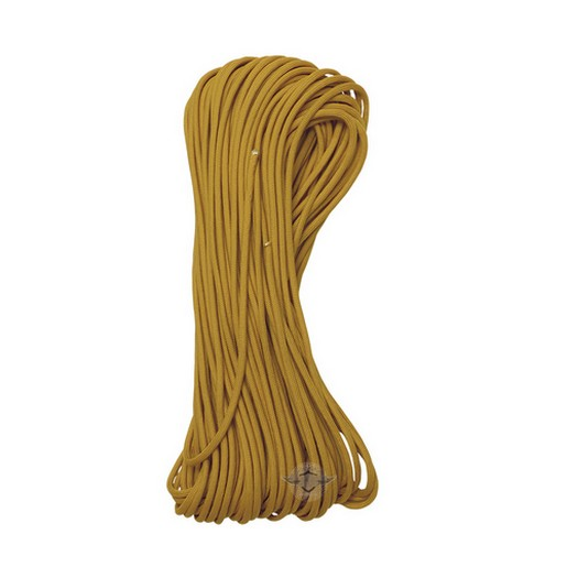 Image of 5ive Star Gear 5037000 7-Strand Paracord 100' Overall - Mustard