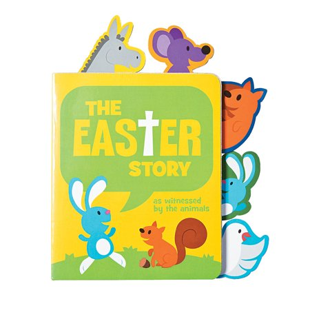 Fun Express - Religious Easter Animal Mini Board Book for Easter - Educational - Teaching Aids - Reading - Easter - 12 Pieces](Learning Express Miami)