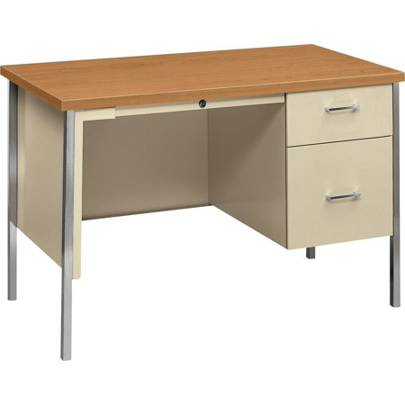 HON, HON34002RCL, 34000 Series Small Office Desk, 1 Each