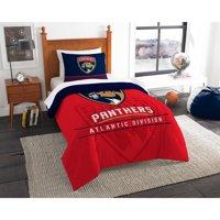 Florida Panthers The Northwest Company NHL Draft Twin Comforter Set