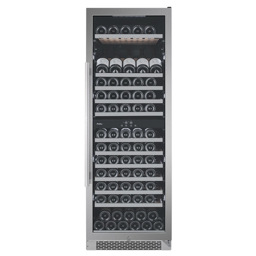 Avallon 141 Bottle Dual Zone Built-In Wine Cellar