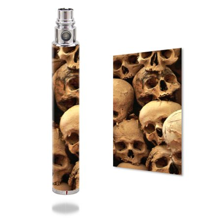 Skin Decal Wrap for Vision Spinner VV 1300 mod sticker vape Skull
