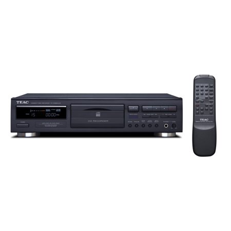 TEAC CD-RW890mkII Digital CD-R/RW Audio Recorder & CD Player w/Remote & (Teac Cd 2000 Cd Sacd Player Review)