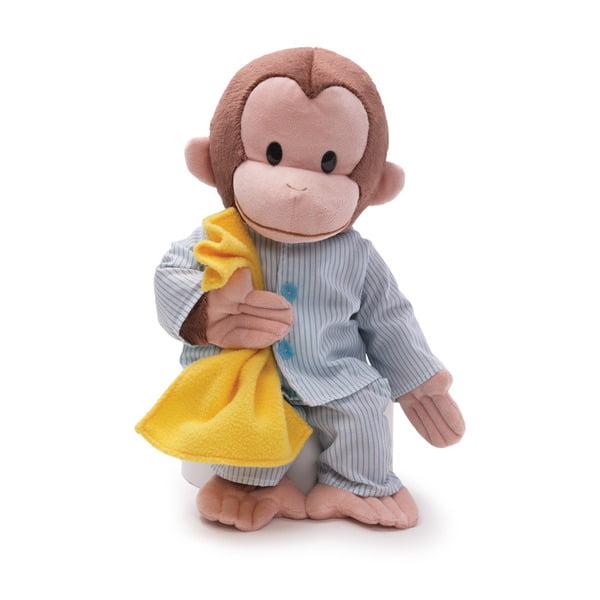 Gund Curious George Pajamas Plush by Curious George