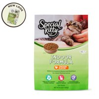 Special Kitty Indoor Formula with Chicken Flavor Dry Cat Food, 16 lb