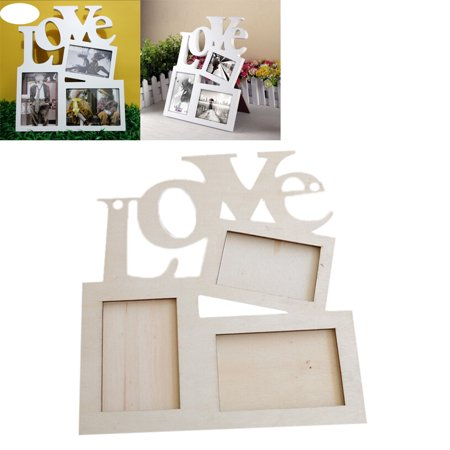 Holiday Clearance Love Design Photo Frame Picture Frame Art Desk Decor (Holiday Photo Frames)