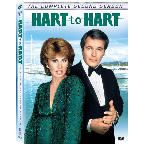 Hart To Hart: The Complete Second Season (Full Frame)
