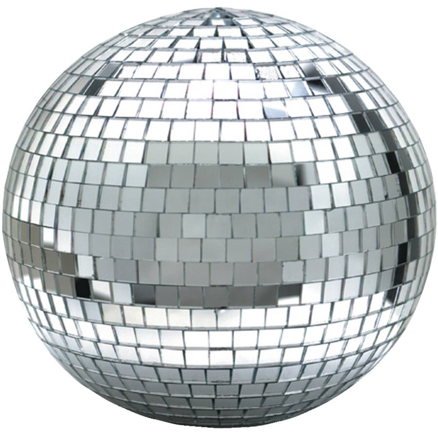Eliminator Lighting EM12 Mirror Ball, 12""