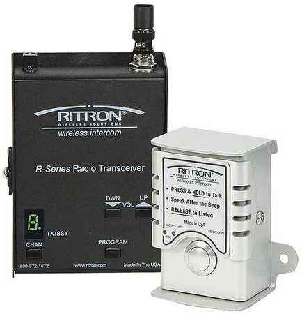 RITRON RDC-446 2-Way Wireless Intercom, UHF