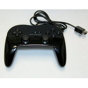 Replacement Pro Controller for Wii Black by Mars Devices