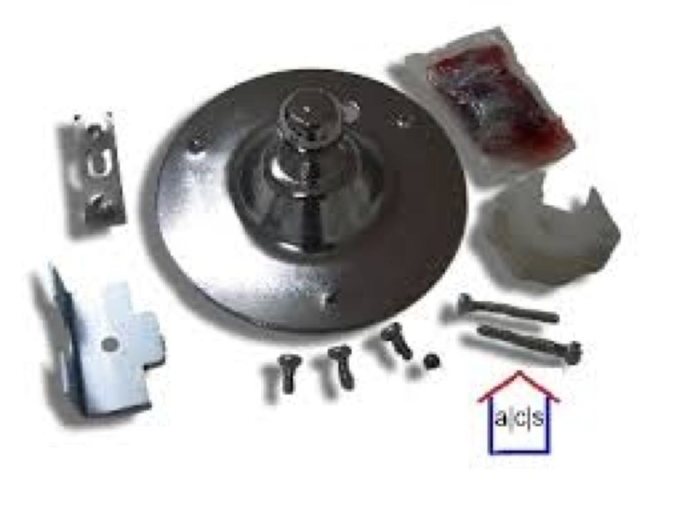 5303281153 Rear Bearing Kit for Frigidaire Dryer by Edgewater Parts