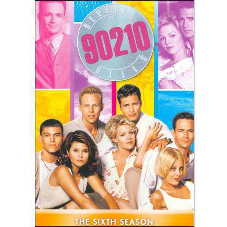 Beverly Hills 90210  The Sixth Season  Full Frame