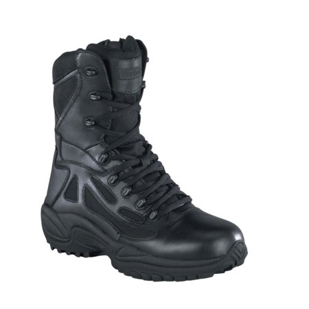 Reebok Work Mens Zigkick Tactical 8 Leather  Nylon Boots
