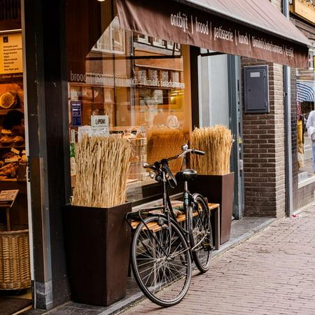 Amsterdam Bakery, Fine Art Photograph By: Erin Berzel; One 24x24in Fine Art Paper Giclee