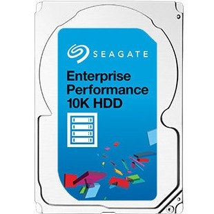 """Seagate Technology ST600MM0158 Seagate Enterprise ST600MM0158 600 GB 2.5"" Internal Hybrid Hard Drive - 32 GB SSD Cache Capacity - SAS - 10000 - 128 MB Buffer - 1 Pack"""