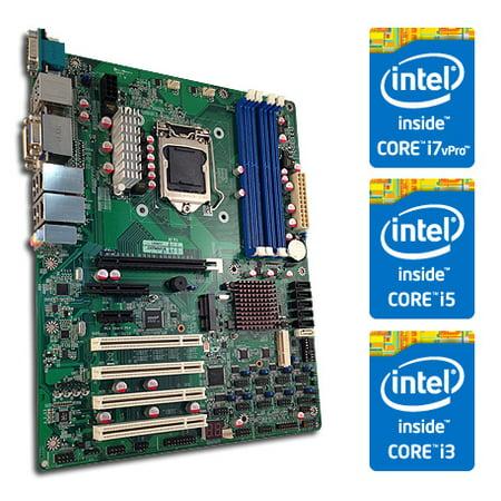Jetway NAF95-Q87 Intel Haswell i7/i5/i3 LGA 1150 Max. 32GB RAM ATX Form Factor w/4 PCI & 3 PCIe slot. DP, HDMI, DVI-D & VGA with Dual Intel GbLAN