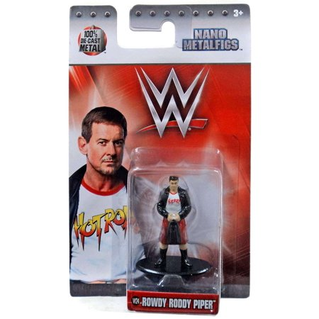 Wwe Roddy Piper (WWE Wrestling Nano Metalfigs Rowdy Roddy Piper Diecast)