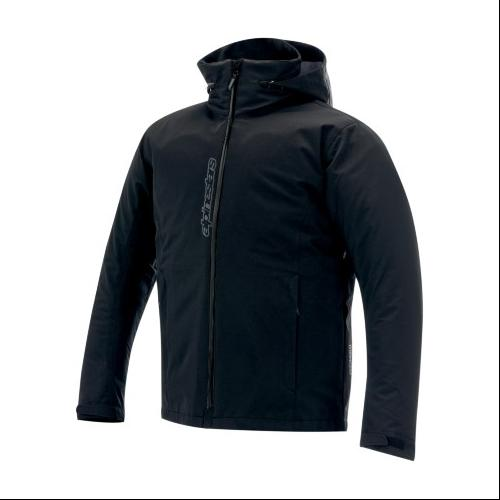 Alpinestars Dusk 3L Mens Waterproof Jacket Black by
