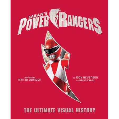 Power Rangers Sticker (Power Rangers: The Ultimate Visual History)