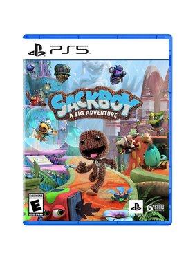 Sackboy: A Big Adventure - PlayStation 5