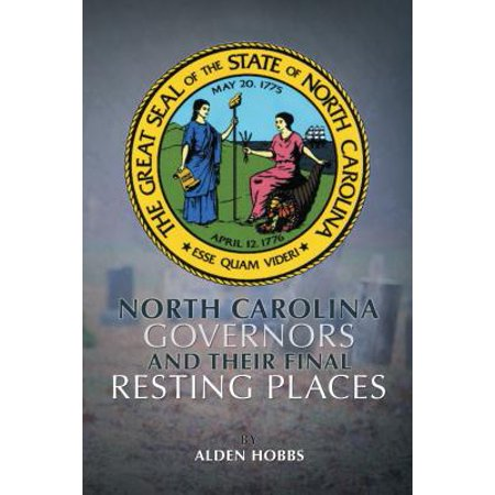 Final Place (North Carolina Governors and Their Final Resting Places - eBook )