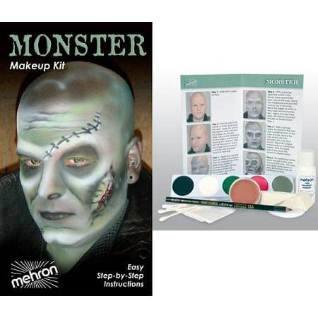 Mehron- Frankenstein/Monster - Character Makeup - Frankenstein Makeup
