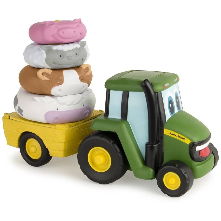 John Deere Farm Stackers
