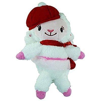 disney doc mcstuffins 9 plush holiday lambie - Doc Mcstuffin Lambie