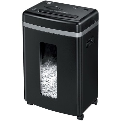 Fellowes B-121C Cross-Cut Professional Paper Shredder