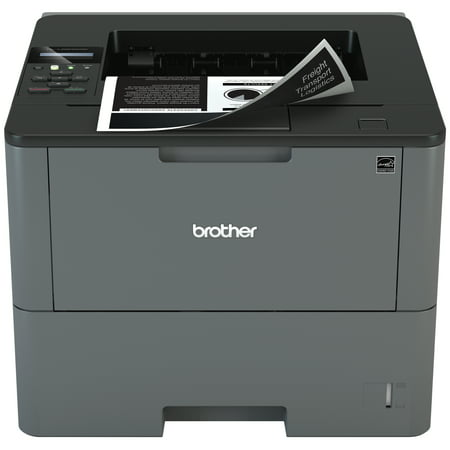 Duplex Wireless Laser Printer (Brother Monochrome Laser Printer, HL-L6200DW, Wireless Networking, Mobile Printing, Duplex Printing, Large Paper Capacity )