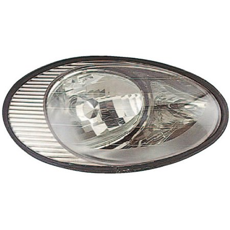 Right Passenger Side Headlight Assembly For Ford Taurus 1998