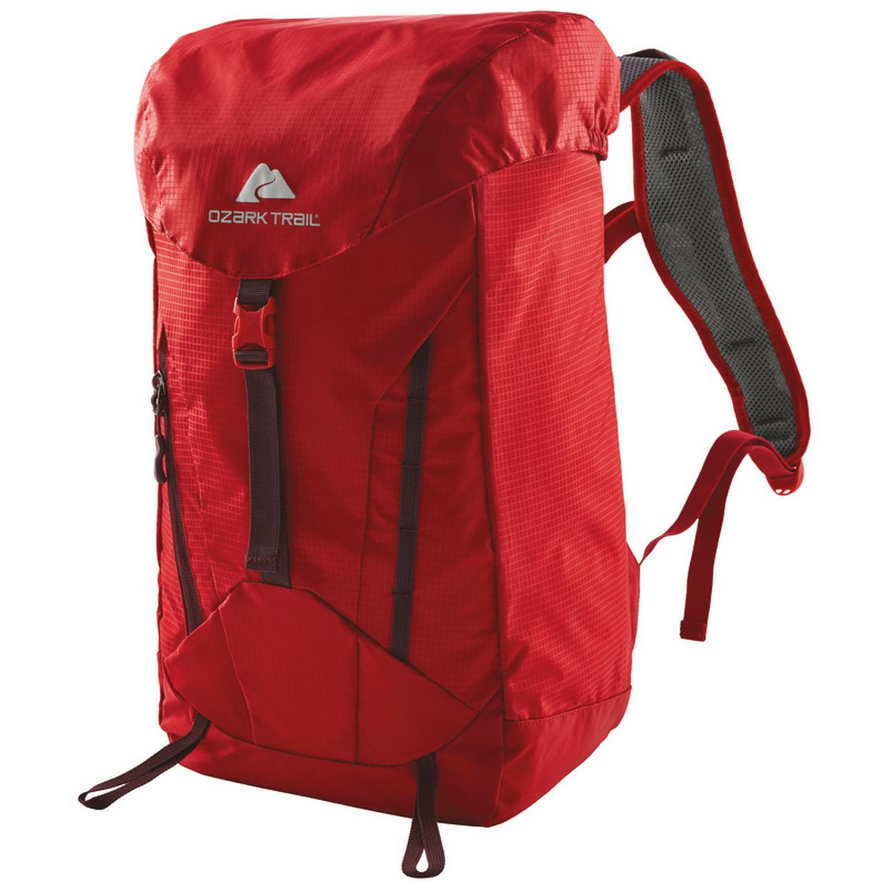 Ozark Trail 28L Atka Ultra lightweight Hydration-Compatible Backpack