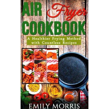 Air Fryer Cookbook, Emily Morris Paperback - image 1 of 1