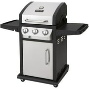 Dyna-Glo DGB390SNP-D Smart Space Living 3-Burner LP Gas Grill