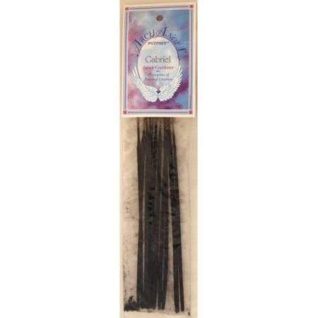 Home Fragrance Incense Archangel Gabriel Angel of Divine Guidance Wisdom  Prayer Meditation Sticks 12pk