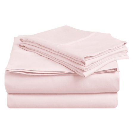 Superior 400 Thread Count Egyptian Quality Cotton Solid Sheet Set ()
