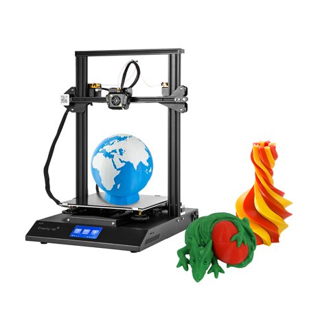 Creality CR-X 3D Printer Kit Precise Double Colors Printing Large Build Volume 50-180mm/s High Speed with Dual Extruder Hotbed Metal