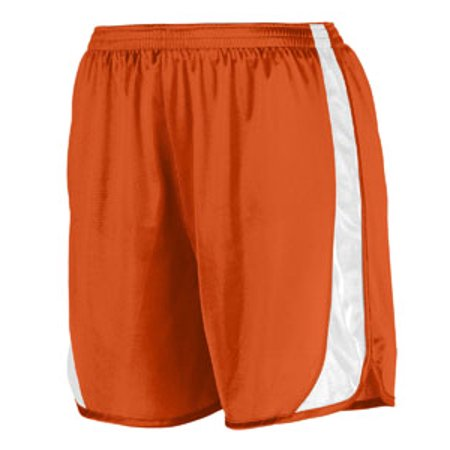 Augusta Drop Ship Adult Wicking Track Short with Side (Length Wicking Track Short)