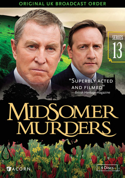 Midsomer Murders: Series 13 (DVD) by Acorn Media Publishing Inc.