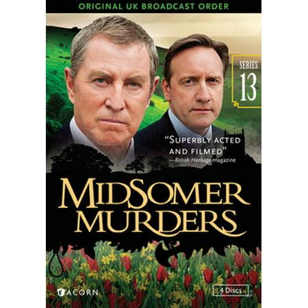 Midsomer Murders: Series 13 (DVD)](Midsomer Murders Halloween)