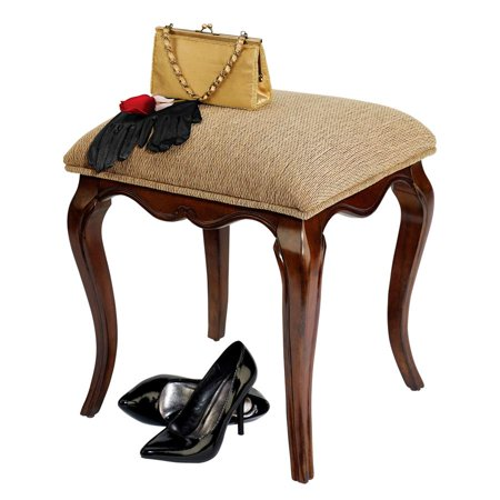 Lady Guinevere Vanity Stool - Lady Guinevere