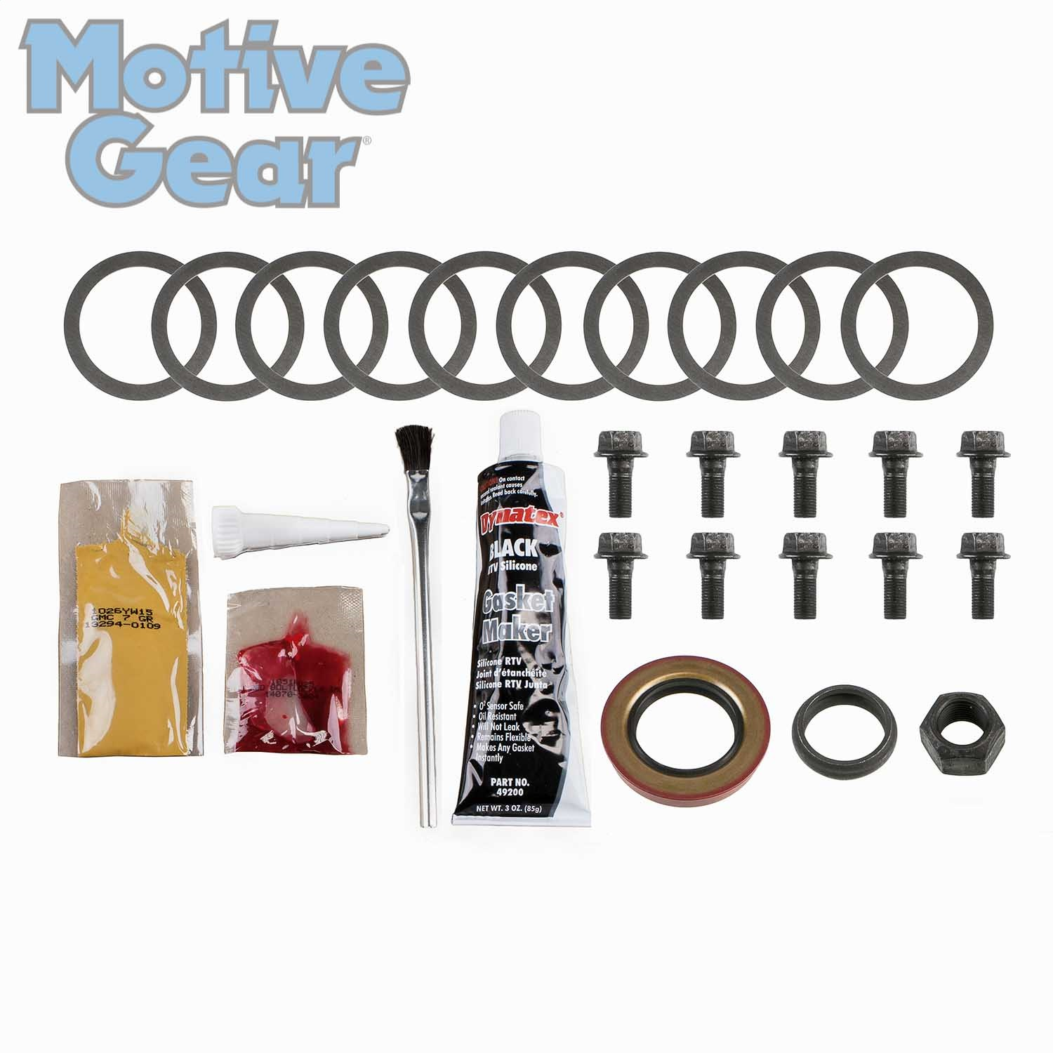Motive Gear C8.25IK MOGC8.25IK MINI INSTALLATION KIT CHRYSLER 8.25