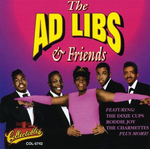 AD Libs & Friends - AD Libs & Friends [CD]