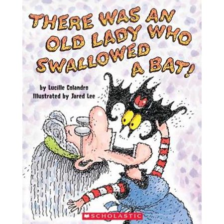 How Old Is Halloween (There Was an Old Lady Who Swallowed a)