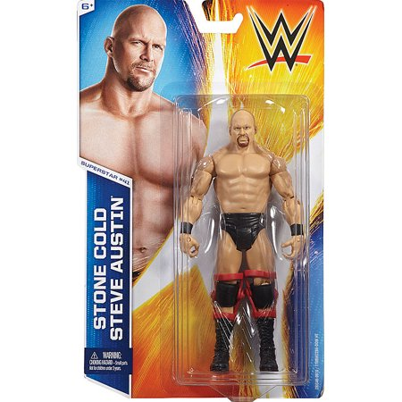 WWE Wrestling Series 51 Stone Cold Steve Austin Action Figure