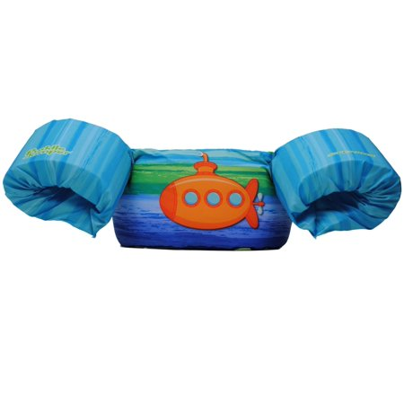 Stearns Kids Puddle Jumper Deluxe Life Jacket Submarine