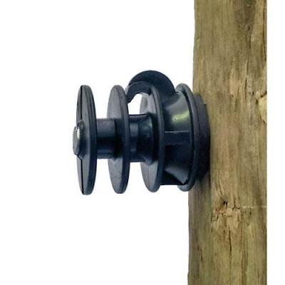 Dare ELFIN 241 Electric Fence Insulator with Nail for Wood Posts