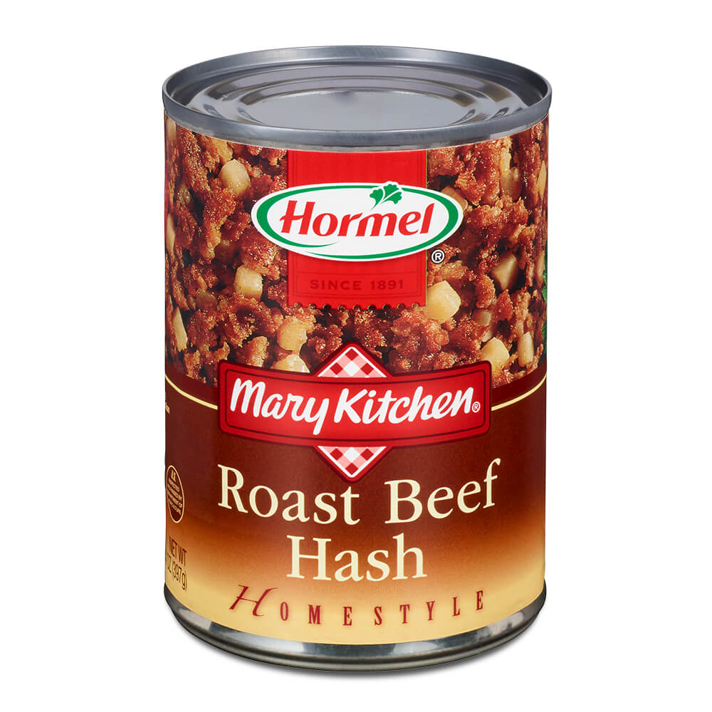 (3 Pack) Hormel Mary Kitchen Roast Beef Hash, 14 Ounce