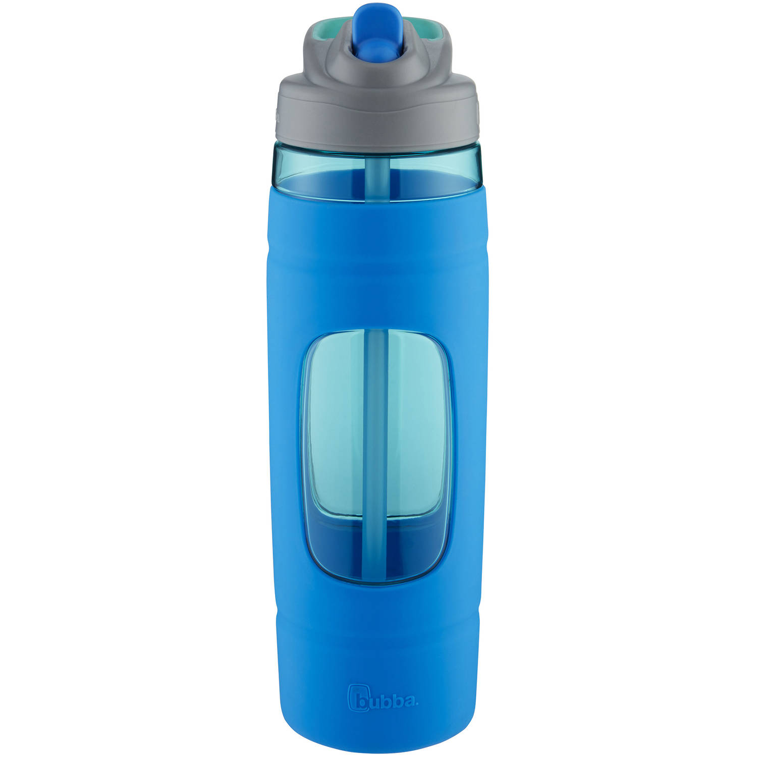 Bubba Vibe Straw Water Bottle 28 Oz Island Teal